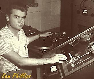 Sam Phillips at Sun Records